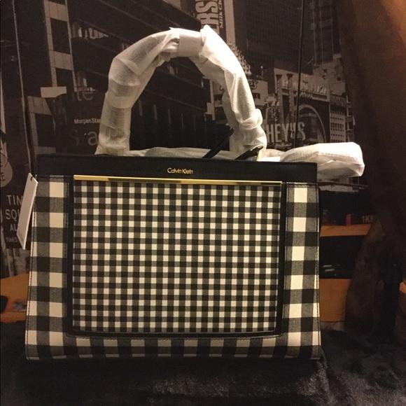 Calvin Klein Handbags - SOLD....Calvin Klein satchel...